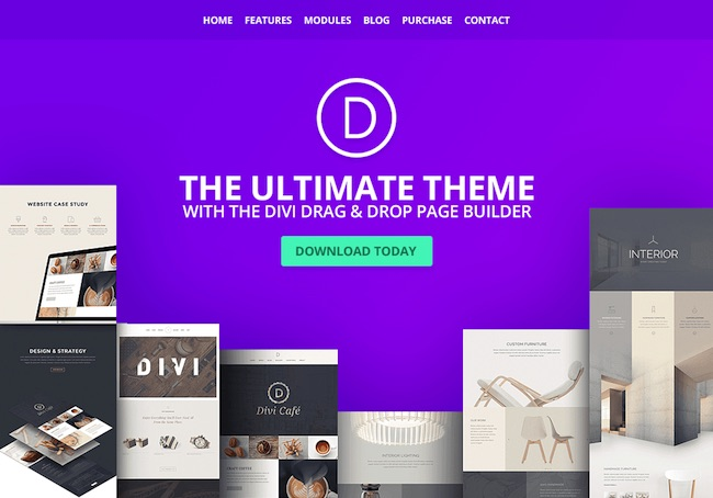 Introducing live page editing with Divi 3.0 WordPress theme