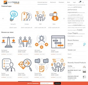 Softools B2B App Store